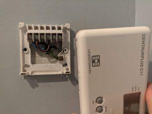 Horstmann c11 centaurplus heating controller thermostat